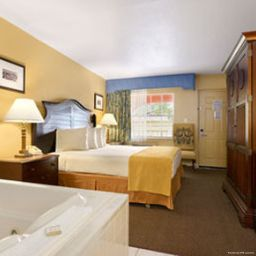 Chambre Howard Johnson Express Inn - Suites Lake Front Park Kissimme