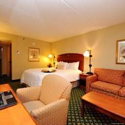 Zimmer Hampton Inn Atlanta-Airport