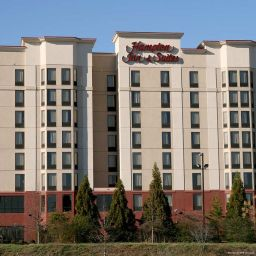 Exterior view Hampton Inn - Ste Atlanta Airport North I85