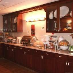 Restaurante Hampton Inn  Suites Newtown