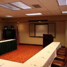 Conference room Hampton Inn  Suites Newtown