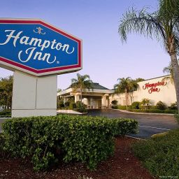 Vista esterna Hampton Inn Clearwater-Central