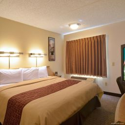 Номер Red Roof Inn Lansing East Michigan State Univ