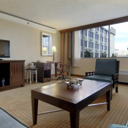 Suite Doubletree Denver Stapleton North
