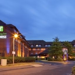 Vista exterior Holiday Inn Express BIRMINGHAM NEC