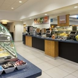 Restaurant Holiday Inn Express BIRMINGHAM NEC