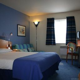 Chambre Holiday Inn Express MANCHESTER - EAST