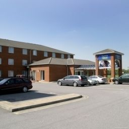 Vista exterior Holiday Inn Express SOUTHAMPTON - WEST