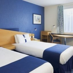 Camera Holiday Inn Express SOUTHAMPTON - WEST