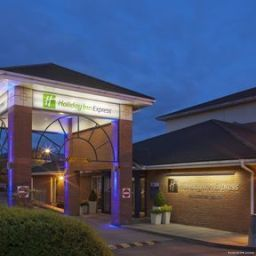 Vue extérieure JCT.12 Holiday Inn Express GLOUCESTER - SOUTH M5