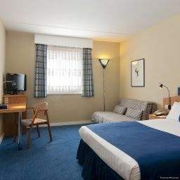 Chambre Holiday Inn Express ANTWERP CITY - NORTH