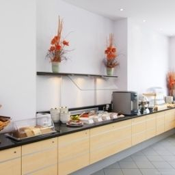 Restaurant Holiday Inn Express MUNICH - MESSE