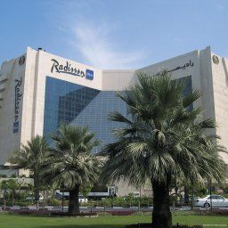 Exterior view Sharjah-United Arab Emirates Radisson Blu Resort