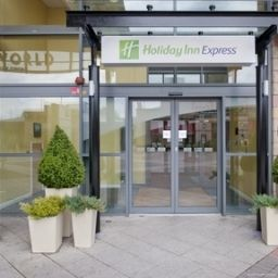 Vista exterior Holiday Inn Express BRADFORD CITY CENTRE