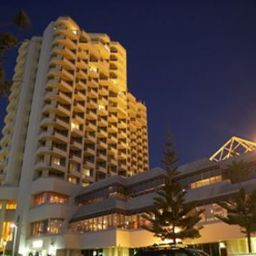 Фасад Rendezvous Hotel Perth