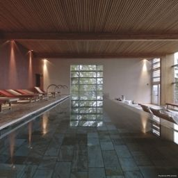Wellnessbereich Vigilius Mountain Resort