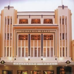 Exterior view Criterion Hotel Perth