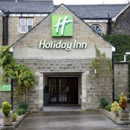 Exterior view Holiday Inn LEEDS - BRADFORD