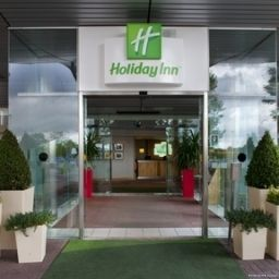 Exterior view Holiday Inn OXFORD