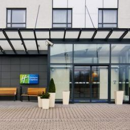 Vista exterior Holiday Inn Express DUSSELDORF - CITY NORTH
