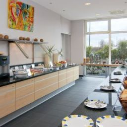 Restaurante Holiday Inn Express DUSSELDORF - CITY NORTH