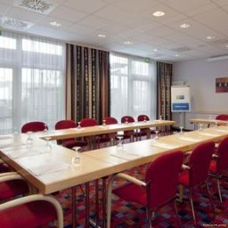 Sala de reuniones Holiday Inn Express DUSSELDORF - CITY NORTH