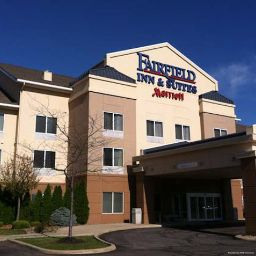 Exterior view Fairfield Inn & Suites Cleveland Avon