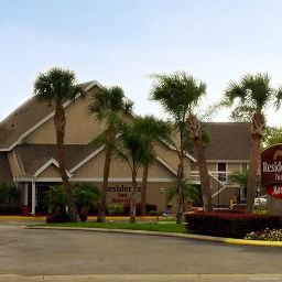 Exterior view Residence Inn Orlando International Drive
