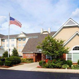 Фасад Residence Inn Columbus Worthington