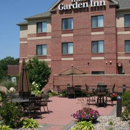 Exterior view Hilton Garden Inn Minneapolis-Maple Grove
