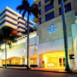 Vista esterna Hilton Bentley MiamiSouth Beach