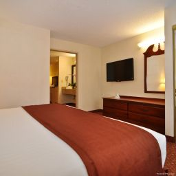 Camera BEST WESTERN PLUS Carlton Suites
