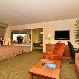 Suite BEST WESTERN PLUS Station House Inn