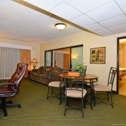 Chambre BEST WESTERN Airport Inn & Conference Center
