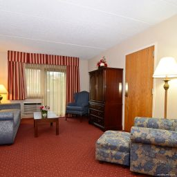 Chambre BEST WESTERN PLUS Murray Hill Inn & Suites
