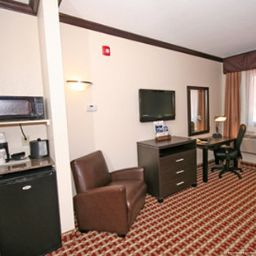 Room BEST WESTERN of Asheville Biltmore East