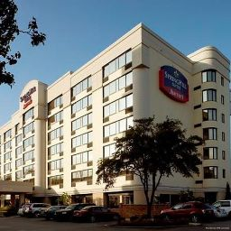 Widok zewnętrzny SpringHill Suites Houston Medical Center/Reliant Park