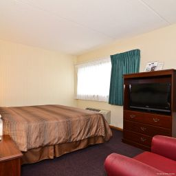 Zimmer BEST WESTERN Campus Inn Motor Lodge