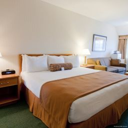 Zimmer BEST WESTERN PLUS Emerald Isle Motor Inn