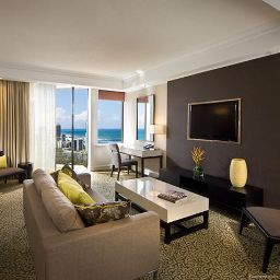 Chambre Surfers Paradise Marriott Resort & Spa