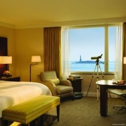 Habitación Battery Park The Ritz-Carlton New York