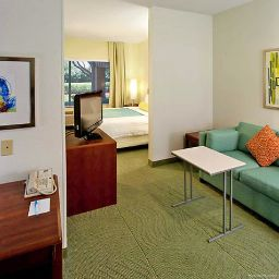 Chambre SpringHill Suites Arlington Near Six Flags