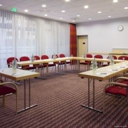 Sala konferencyjna Holiday Inn Express BERLIN CITY CENTRE