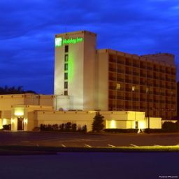 Vue extérieure Holiday Inn SADDLE BROOK