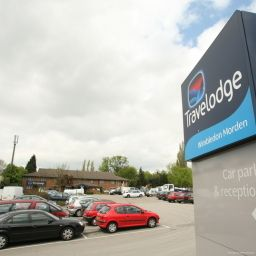 Фасад TRAVELODGE LONDON WIMBLEDON MORDEN