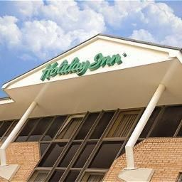 Фасад Holiday Inn NOTTINGHAM