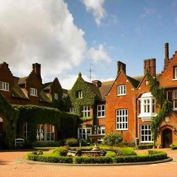 Vue extérieure A Marriott Hotel & Country Club Sprowston Manor