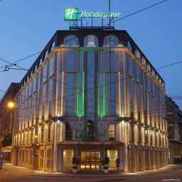 Фасад Holiday Inn MILAN - GARIBALDI STATION