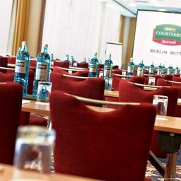 Конференц-зал Courtyard by Marriott Berlin Mitte