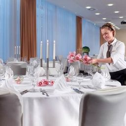 Sala de reuniones Courtyard by Marriott Berlin Mitte
